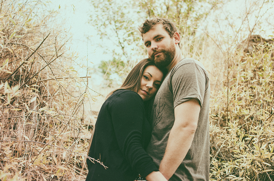 mini couple session with meg and dane in boise, id by erika astrid