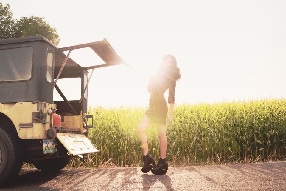 lookbook shoot for solestruck by erika astrid