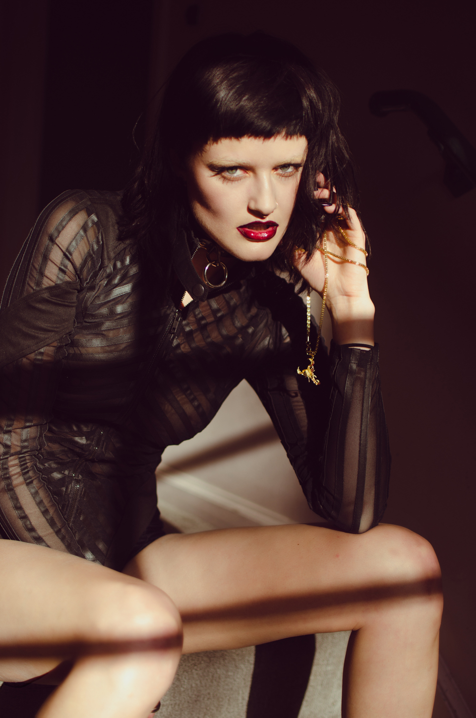 fashion editorial with alex finch by erika astrid