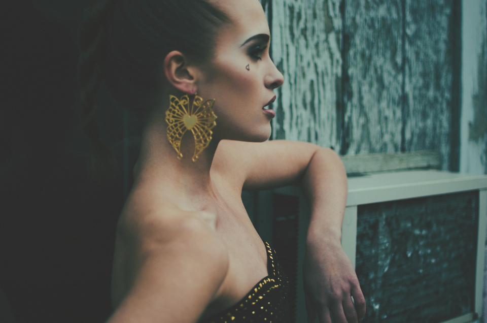 fashion editorial with sammie fuller by erika astrid
