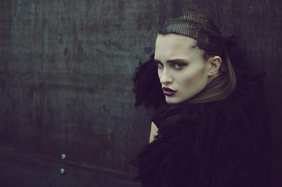 fashion editorial by erika astrid
