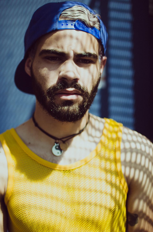 male fashion editorial by erika astrid