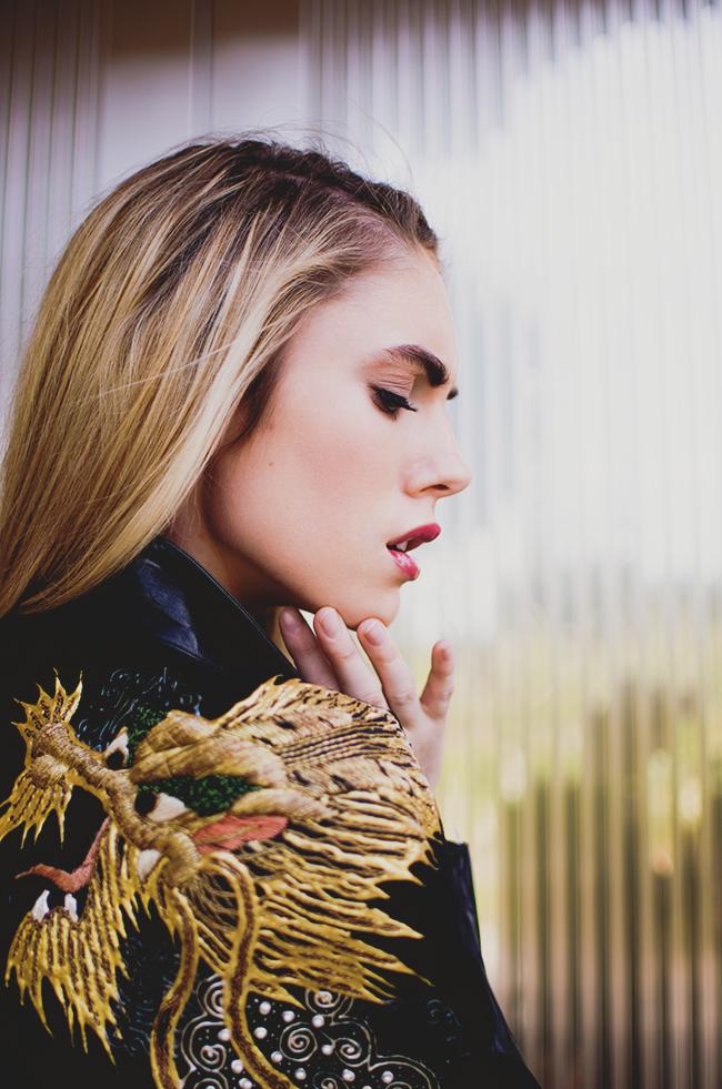 showcase lookbook by erika astrid